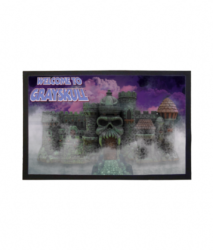 Welcome To Grayskull Doormat from He-Man